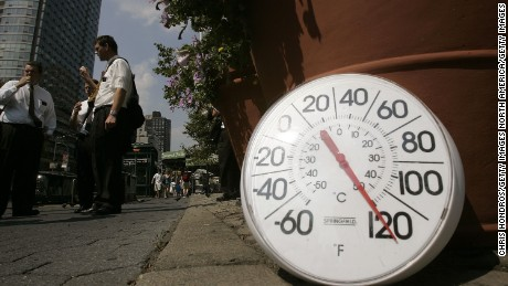 Deadly heat waves becoming more common due to climate change