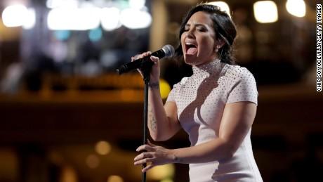 Demi Lovato cancels fall tour