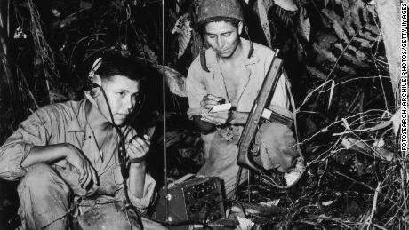 A new state holiday in Arizona will honor the Navajo Code Talkers whose language formed a secret code to save lives