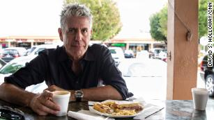 Reactions to Anthony Bourdain's death