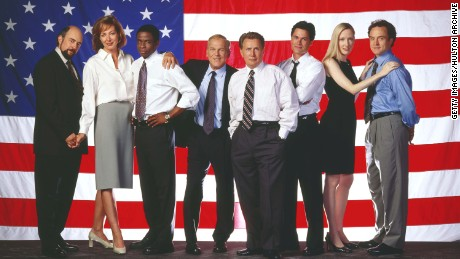 'The West Wing's' idealism looks even better 20 years after its first Emmy