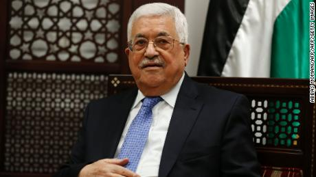 Abbas slams US, others in defiant speech