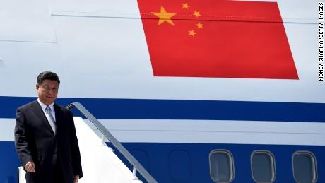 Xi Jinping se rend en Afrique pour conquérir la Chine sur le continent
