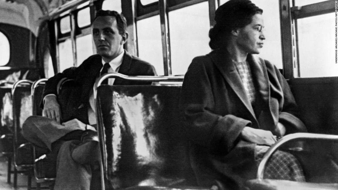 Photo of Rosa Parks Day: Civil rights icon acknowledged with new statue in Alabama