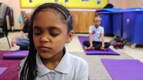 Yoga and meditation on the rise among US adults and kids