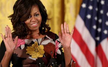 246aef094b14 Official who called Michelle Obama 'ape in heels' gets job ...