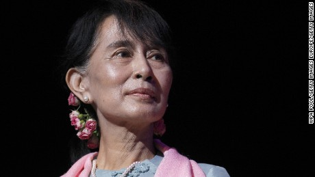 Has the Rohingya crisis 'changed' Myanmar's Aung San Suu Kyi?