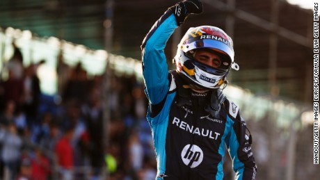 Marrakech ePrix: Unstoppable Buemi wins again