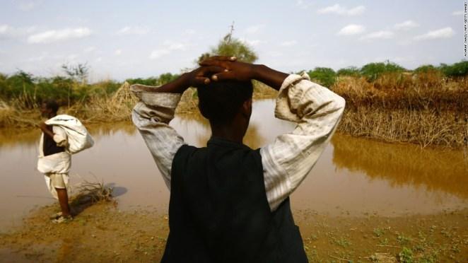 Climate change could render Sudan 'uninhabitable' - CNN