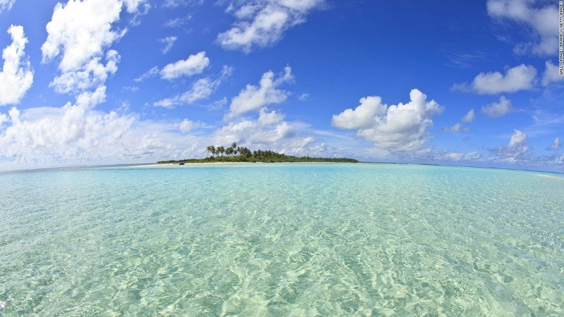 """<strong>Scarif (Laamu Atoll, Maldives): </strong>In """"Rogue One,"""" the Laamu Atoll, a string of islands that form part of the Maldives archipelago, plays Scarif, an Imperial planet where Death Star plans are stored."""