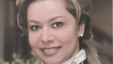 رغد ، البالغة من العمر 48 عامًا ، هي الابنة الكبرى للزعيم العراقي المخلوع صدام حسين.