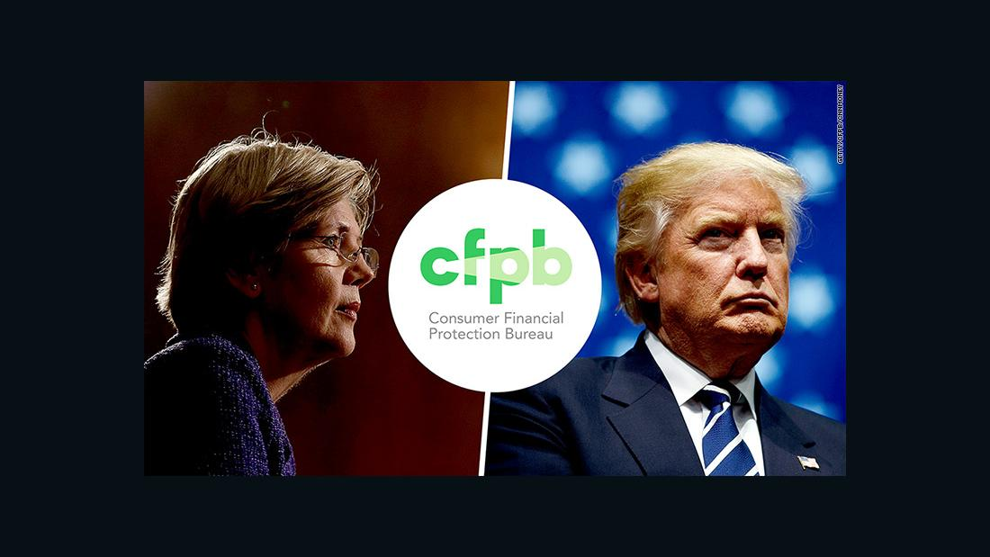 CFPB  What s going on at the federal agency    CNNPolitics