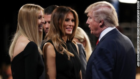 New York Times: White House balances a complicated dynamic between Melania and Ivanka Trump
