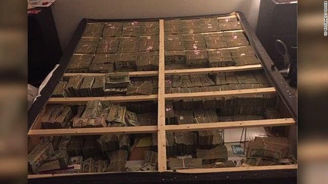 Feds Find 20 Million In A Mattress