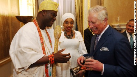 Ooni of Ife: 'We will tell our stories ourselves'