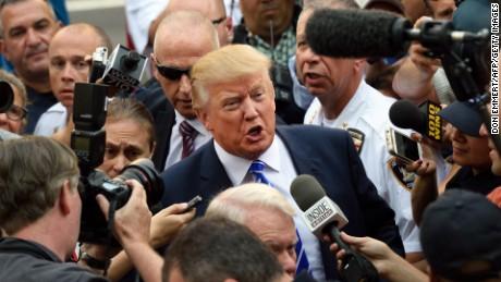 Trump calls Cohen 'very weak' in wake of former lawyer's new guilty plea