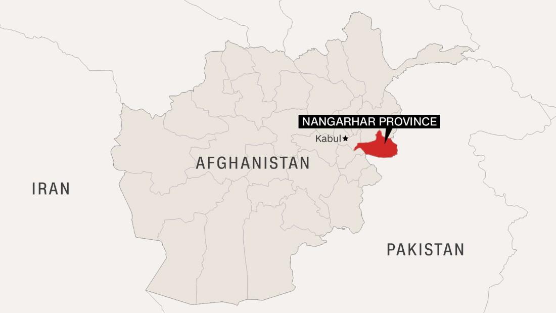 Image result for Nangarhar, afghanistan, map