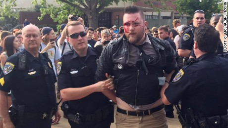 War on campus: The battle over free speech