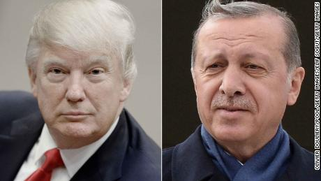 Trump-Erdoğan meeting comes amid dispute over Russian weapons purchase