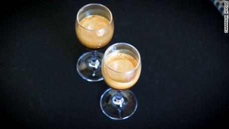 The barista championship-winning coffee