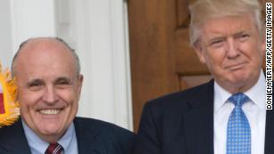 How Giuliani wins by being 'the craziest guy in the room'