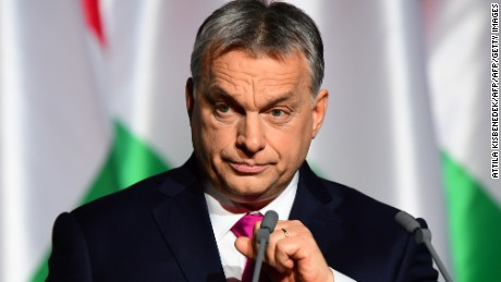 Democracy is under assault in Hungary. America's voice is crucial