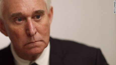 Roger Stone says he hasn't been contacted by special counsel