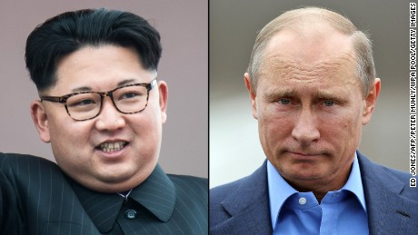 Putin and Kim Jong Un will meet in Russia later this month, Kremlin confirms