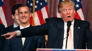 Trump's fired campaign manager writes book