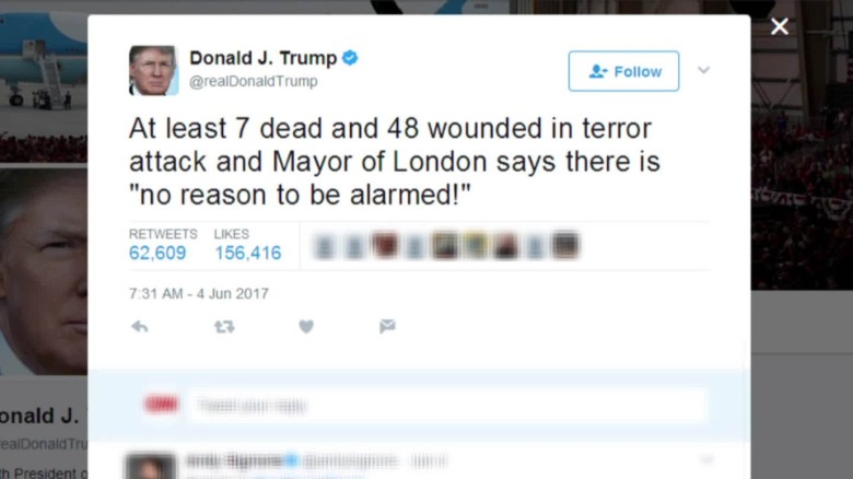 Image result for photos of president trump's tweets