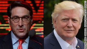 Trump lawyers say he 'dictated' statement on Trump Tower meeting, contradicting past denials