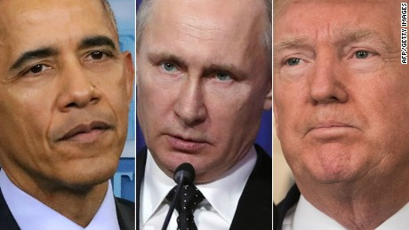 Trump says 'the facts' prove he's tougher on Russia than Obama -- they don't