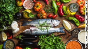 Mediterranean diet may prevent memory loss and dementia, study finds