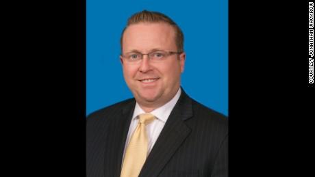 Security consultant Jonathan Wackrow