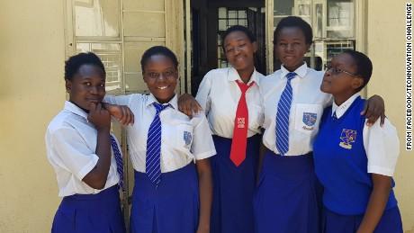 The Kenyan teenagers tackling female genital mutilation with an app