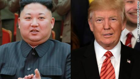 Trump takes credit for recent talks between North and South Korea