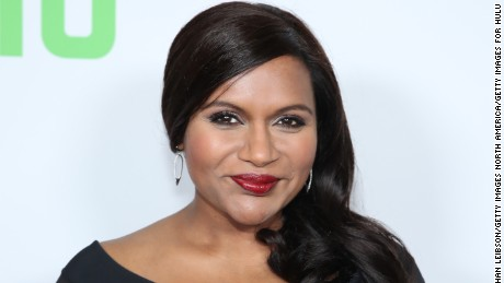 Mindy Kaling confirms first pregnancy