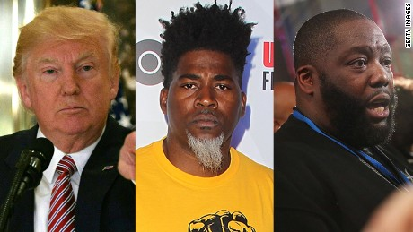 Hip-hop reacts to Trump: 'I'd rather an ugly truth than a beautiful lie'