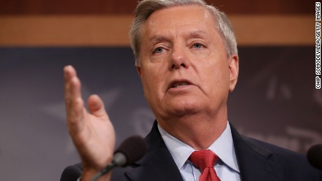Lindsey Graham: Time for the 'Gang of 60'