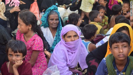 Rohingya girls face 'prison-like' conditions in refugee camps