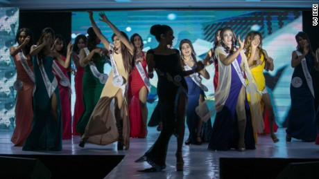 India crowns its first transgender beauty queen