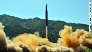 N. Korea: No diplomacy until ICBM can hit US