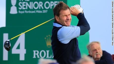 September's Living Golf: The senior game