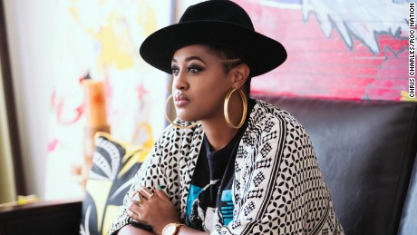 Rapsody talks hip-hop and racism in America: Trump 'took the sheep off the wolf'