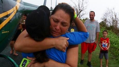 No gas. No food. No power. Puerto Ricans fear their future