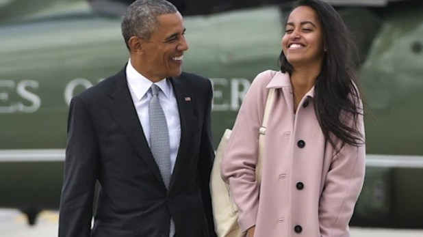 Image result for Twitter is aflutter this July Fourth over Malia Obama's 21st birthday