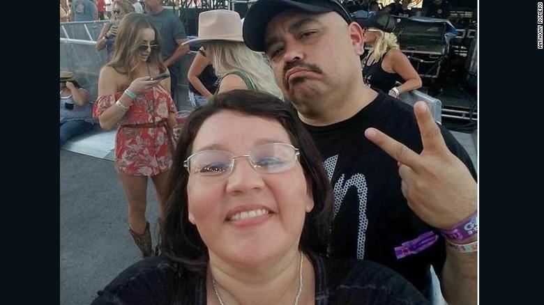 Lisa Romero-Muniz was a school secretary in western New Mexico.