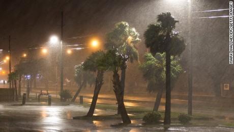 A look at four storms from one brutal hurricane season