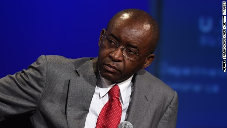 Strive Masiyiwa, Founder and Chairman, Econet Wireless
