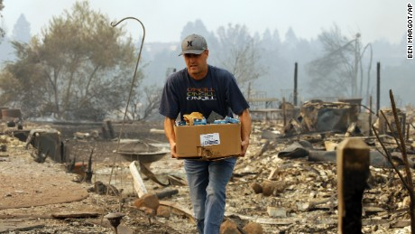 They survived the California fires. Now, the crisis is finding housing